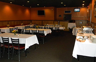 Function Room in Tewksbury MA
